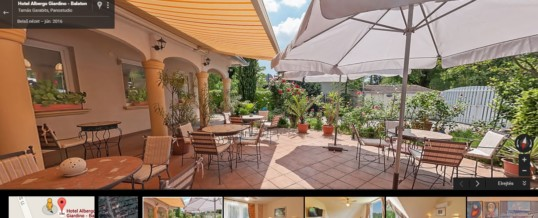 New Giardino Virtual Tour!